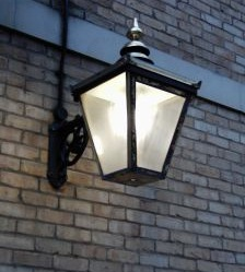 Outdoor motion lights can deter trespassers, vandals, or thieves from your property