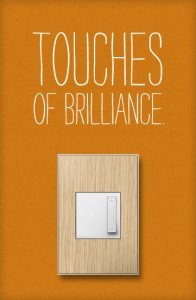 Legrand Adorne- Touches of Brilliance