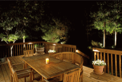 Win Friends and Influence Enemies with Your Great Patio and Deck Lighting!