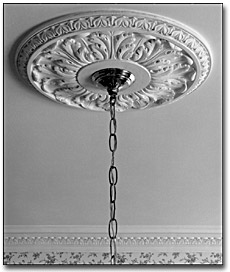 Learn about the ways a ceiling medallion can help your decor!