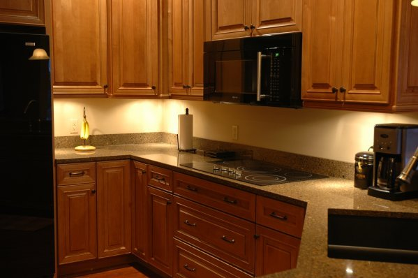 easy under cabinet lighting