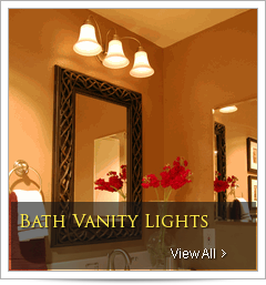 Click to Shop Bath Vanity Lights